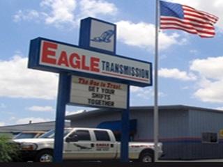 Eagle Transmission  6218 Manchaca Road Austin