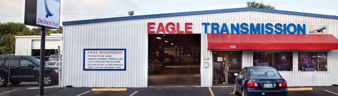 Eagle Transmission  2511 Buell Avenue Austin TX